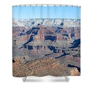 South Rim Grand Canyon National Park Shower Curtain