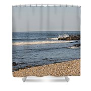 South Shore Of Long Island Shower Curtain