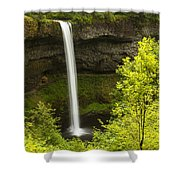 South Silver Falls 1 Shower Curtain