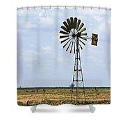 Southeast Kenya... Shower Curtain