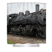 Southern 401 Memphis Shower Curtain