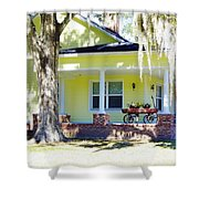 Southern Charm Shower Curtain