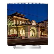 Southern Hotel Charm Shower Curtain