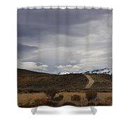Southfork 1 Shower Curtain