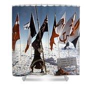 Southpole-antarctica-photos-2 Shower Curtain