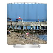 Southport Nc Shower Curtain