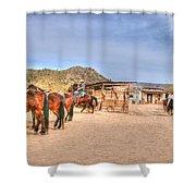 Southwest Ride Shower Curtain