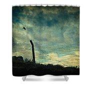 Southwester Shower Curtain