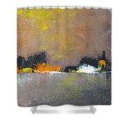 Souvenir De Vacances #24 - Memory Of A Vacation #24 Shower Curtain