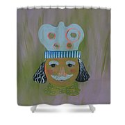 Spagetti Lovers Shower Curtain