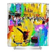 Spain Series 17 Shower Curtain