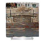 Spanish Steps  Shower Curtain