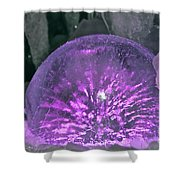 Sparkle Sphere Shower Curtain