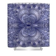 Sparkling Shower Curtain