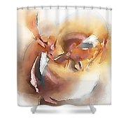 Sparrow - Marucii Shower Curtain