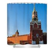 Spassky - Savior's - Tower Shower Curtain