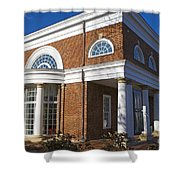 Special Collections Library University Of Virginia Shower Curtain
