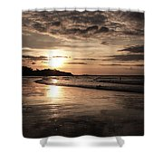 Special Sunset Shower Curtain