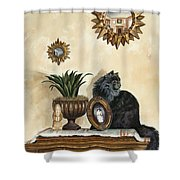 Special Treasures Shower Curtain