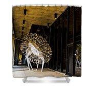 Spectacular Plumage Shower Curtain