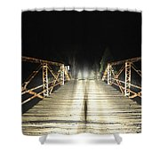 Specter Of The Brocken Shower Curtain