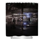 Spectors At Play... Shower Curtain