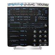 Sperry Univac 1100 Shower Curtain