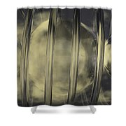 Spheres No 7 Shower Curtain