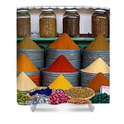 Spice Up Your Life Shower Curtain