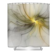 Spider Legs Shower Curtain