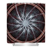 Spin Shower Curtain