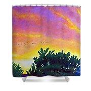 Spirit And Nature Shower Curtain