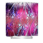 Spirit Connections Shower Curtain