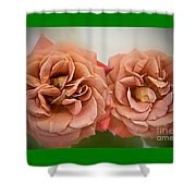 Spirit Dance Roses Art Prints Shower Curtain