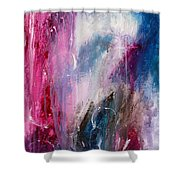 Spirit Of Life - Abstract 2 Shower Curtain