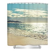 Spirit Of Maui Shower Curtain