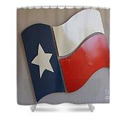 Spirit Of Texas Shower Curtain