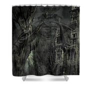 Spirit Of The Inquisitor Shower Curtain