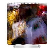 Spirits 2 Shower Curtain