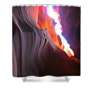 Spiritual Places Shower Curtain