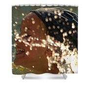 Splash And Giggle Shower Curtain