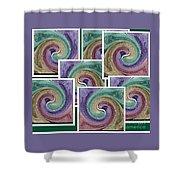 Splash Of Colors Shower Curtain