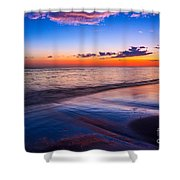 Splashes Of Color - Maui Shower Curtain