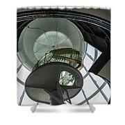 Split Rock Lighthouse Lens Shower Curtain