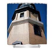 Splitrock Lighthouse 2 Shower Curtain