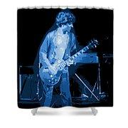 Spokane Blues In 1977 Shower Curtain