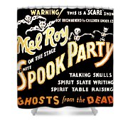 Spook Party 2 Shower Curtain