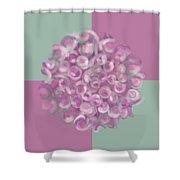 Spreeze Rose Shower Curtain