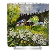 Spring 454140 Shower Curtain