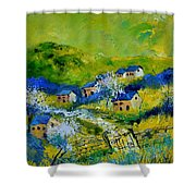 Spring 455120 Shower Curtain